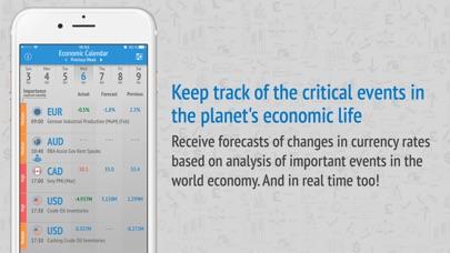 Screenshot for Forex Economic Calendar in United States App Store