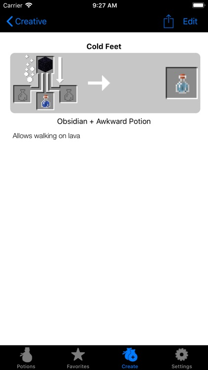 Potions for Minecraft screenshot-5