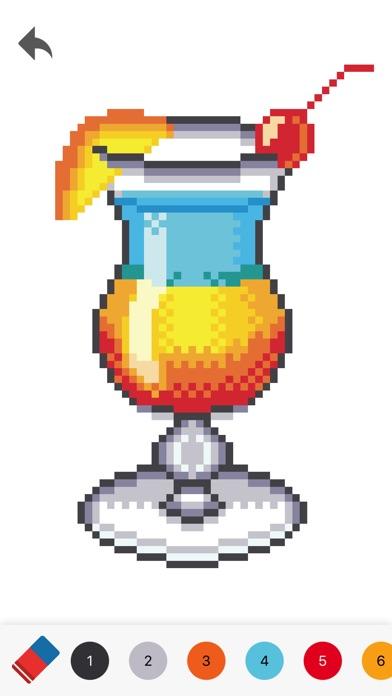 Pixelmania - 大人のための塗り絵スクリーンショット2