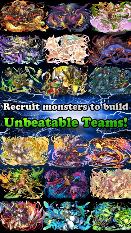 Puzzle & Dragons (English) screenshot-3