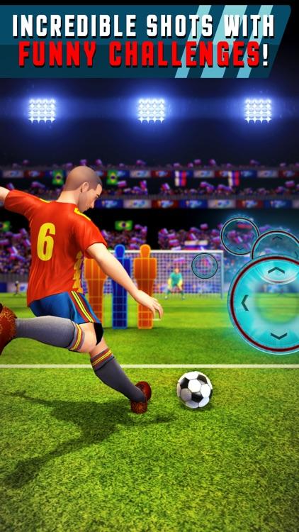 Shoot Goal - Multiplayer PvP screenshot-3