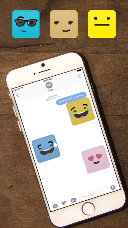 Smile Me Sticker pack