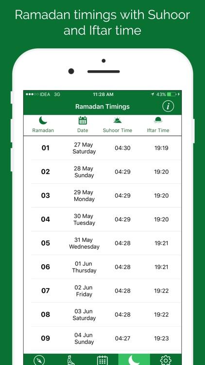 Muslim Prayer Times & Azan screenshot-3