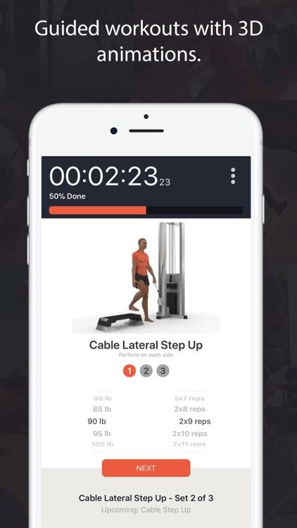 Optimize - Fitness Trainer screenshot-3
