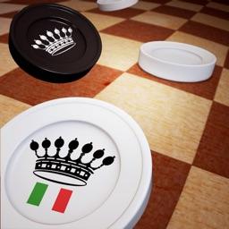 Italian checkers