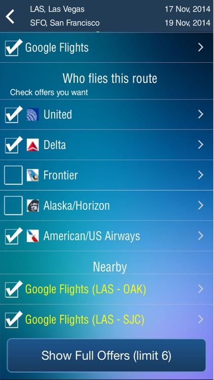 Airport (all) + flight tracker screenshot-3