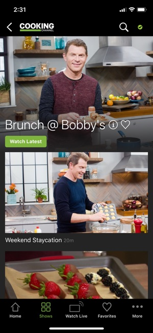 Cooking Channel on the App Store