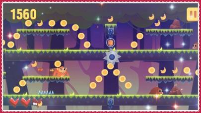 Super Banana Run Monkey screenshot 1