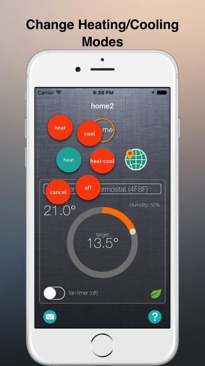 QuickControl: For Nest screenshot-3