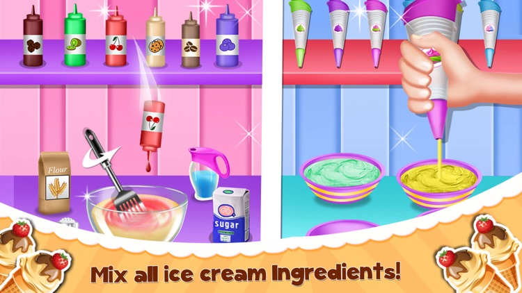 Frozen Ice Cream Sundae Recipe screenshot-3