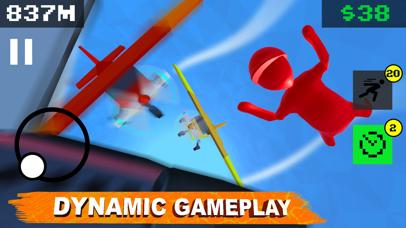 Flat Jump Fall screenshot 3