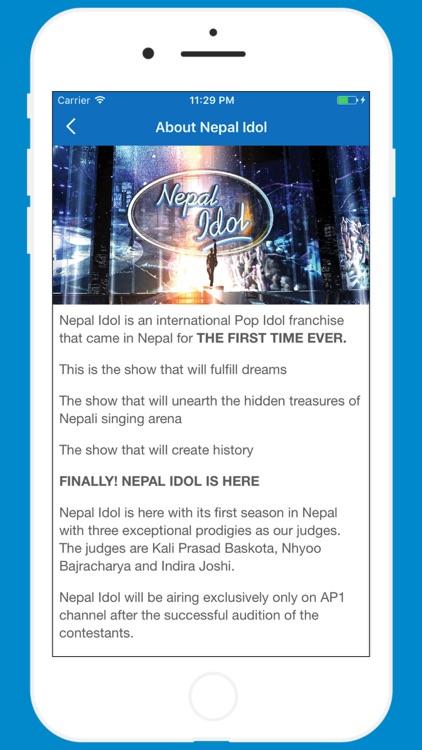 Nepal Idol Finale screenshot-4