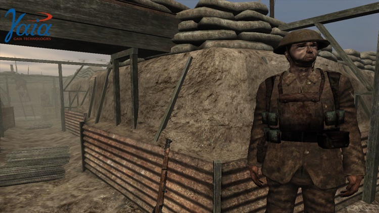 WW1 Trenches VR screenshot-3