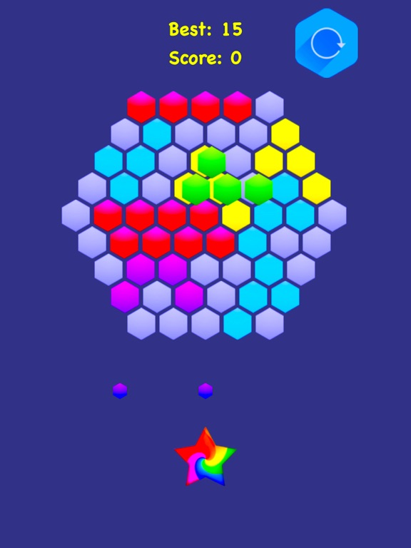 !Hexagonal Merge - Premium screenshot 7