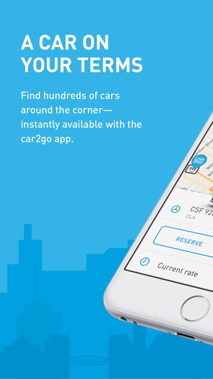 car2go screenshot-0