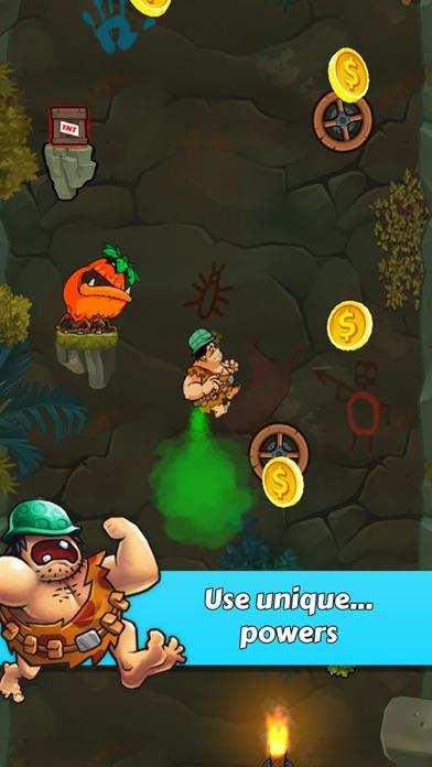 Troglomics Escape screenshot 3