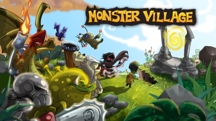 Monster Village Farm