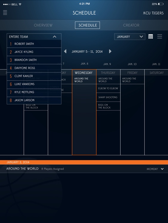 ShotTracker Coach screenshot-4