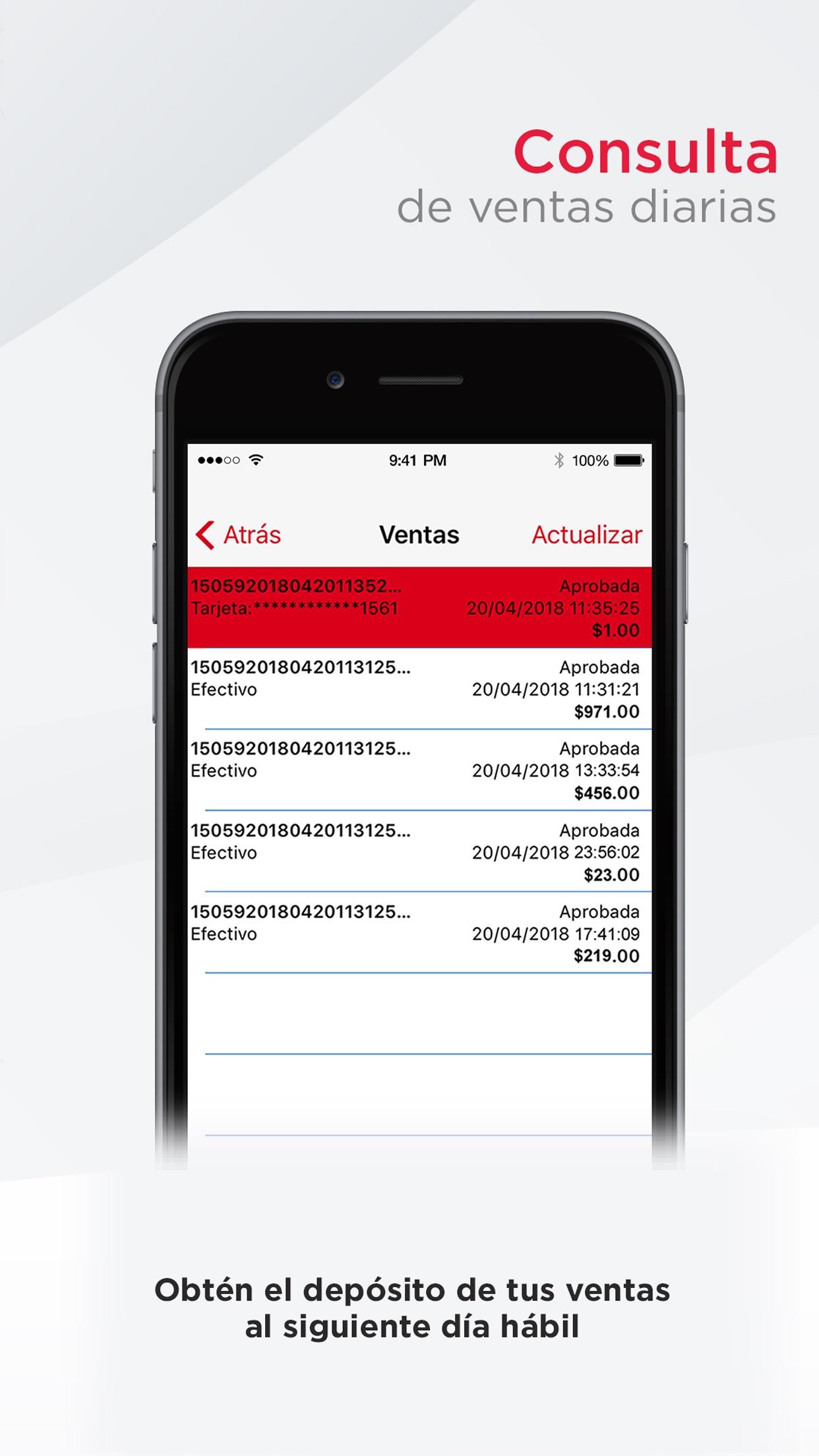 Terminal Personal Banorte Screenshot