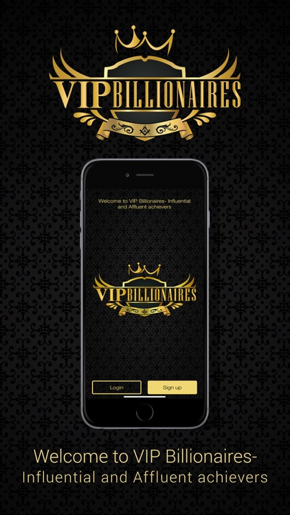 VIP Billionaires - Social Chat screenshot-0