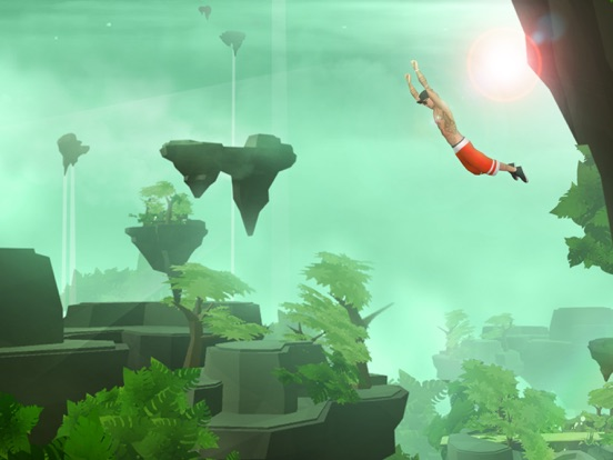 Screenshot #4 for Sky Dancer: Free Falling