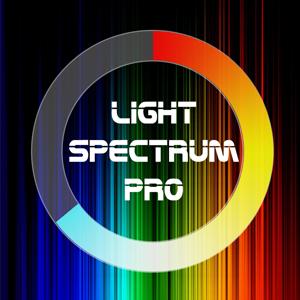 LightSpectrum Pro app