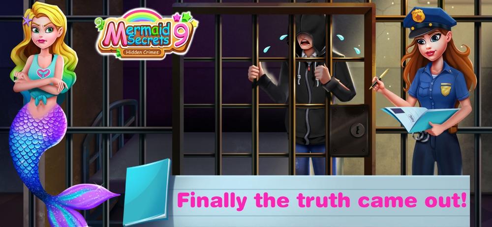 Mermaid Secrets9–Hidden Crimes Cheat Codes