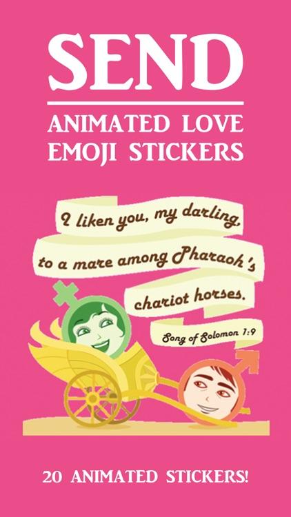 Song of Solomon Love Emojis screenshot-3
