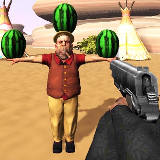 Watermelon Fruit Shooter FPS
