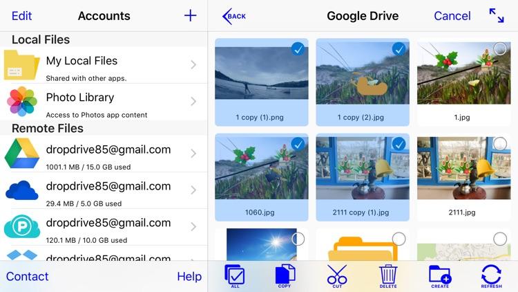 CloudEye Lite - File Browser screenshot-5