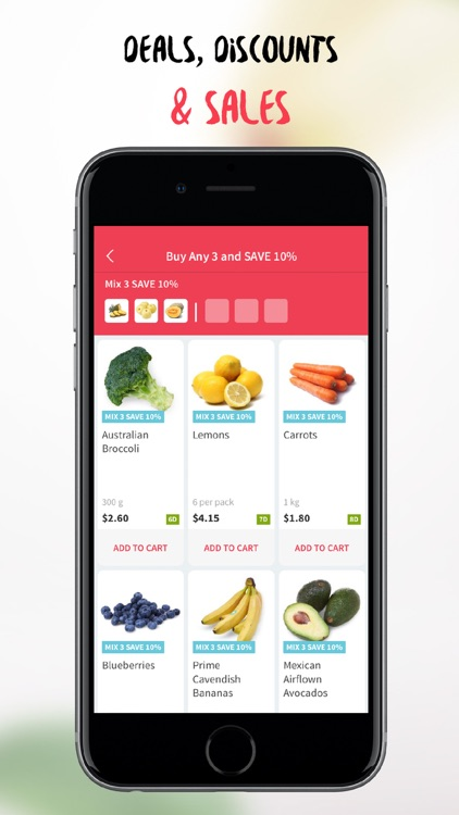 RedMart: #1 Grocery Delivery