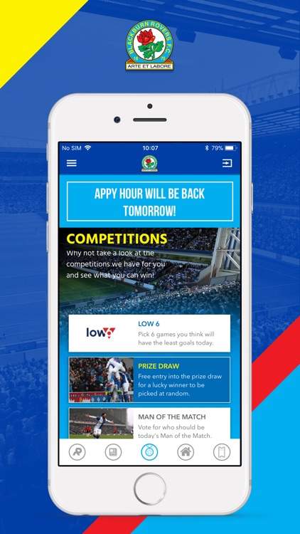 Rovers Fan App