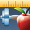 App Icon for Tap & Track Calorie Counter App in Albania IOS App Store