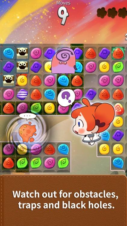 Arami Puzzventure screenshot-3