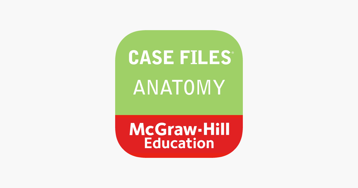 Case Files Anatomy 3e Lange On The App Store