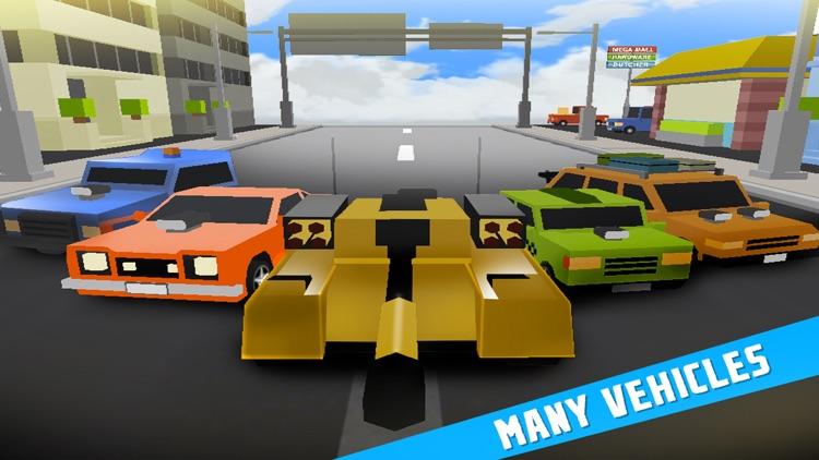 Trafic Racer! screenshot-3