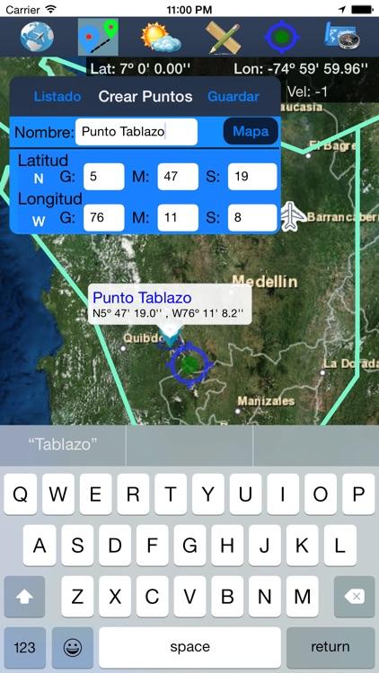 Navigation Col screenshot-4