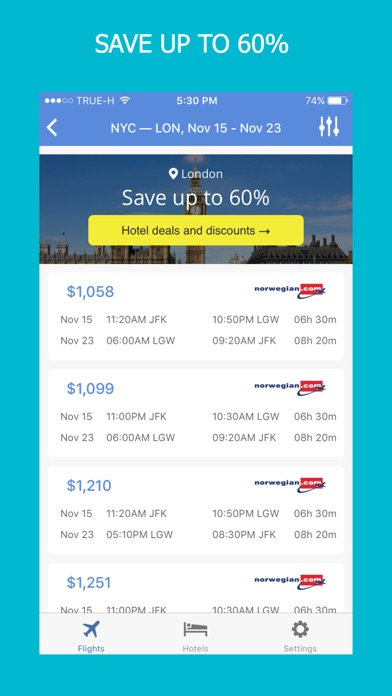 Flight & Hotels Deals - fLyfLyHotels.com