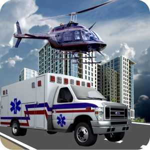 Emergency Ambulance Rescue & Fire Fighter app