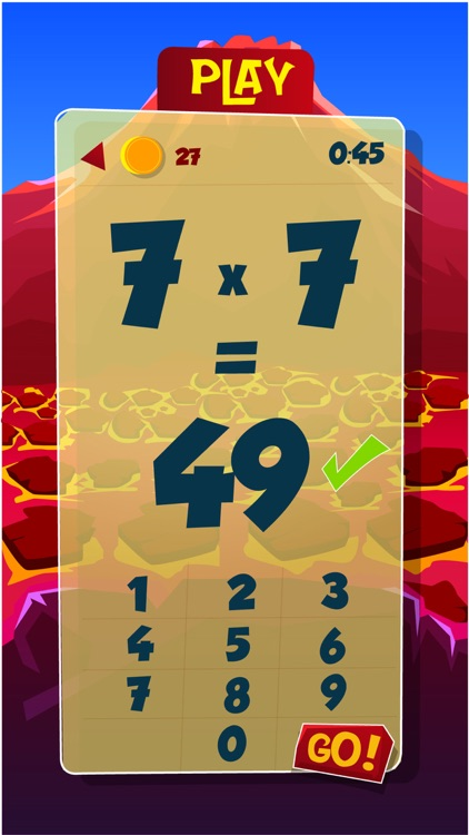Number Monster Times Tables screenshot-3