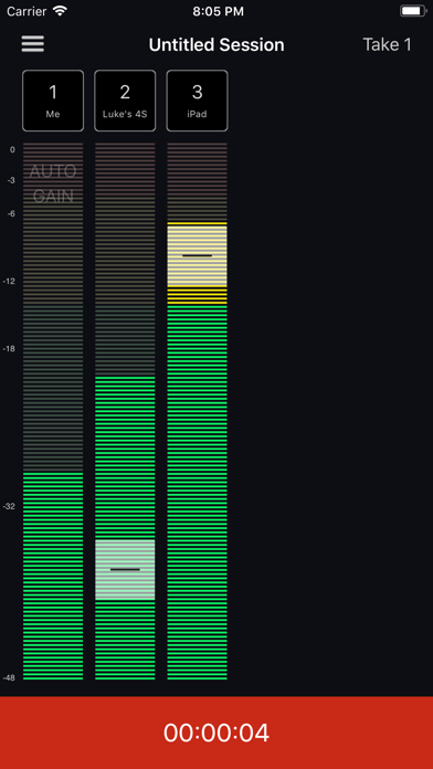 AirLinc screenshot two