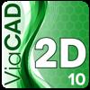 ViaCAD 2D 10 - Encore