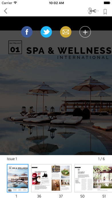 Spa & Wellness International screenshot 2