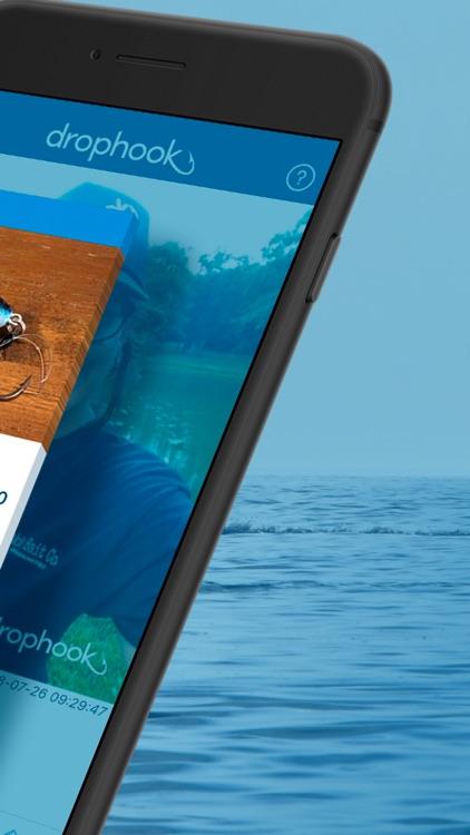 drophook Fishing App + Shop screenshot-3