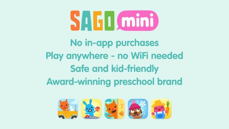 Sago Mini Big City screenshot-5