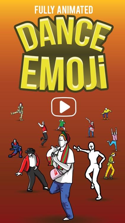 Dance Emoji screenshot-3