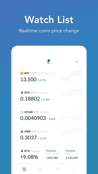 CoinManager - For all coins Preview 1
