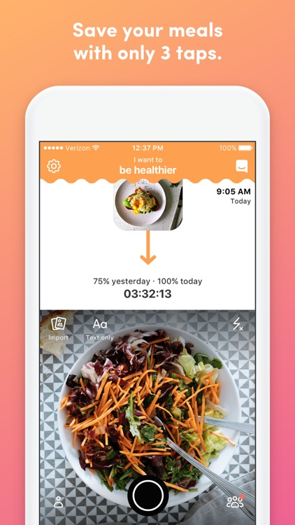 YouAte Diary & Food Tracker
