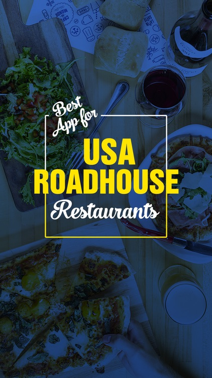 Best App for USA Roadhouse Restaurants screenshot-0