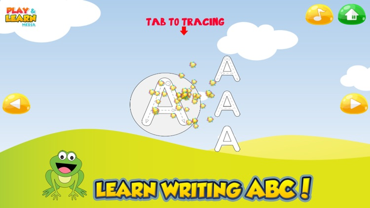 Easy English ABC Learning Game screenshot-4